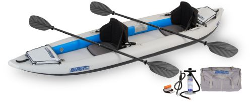 385ft Pro Inflatable Kayak Package