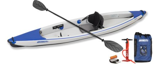 393rl RazorLite™ Pro Inflatable Kayak Package