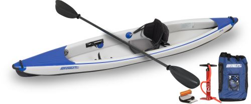 393rl RazorLite™ Pro Carbon Inflatable Kayak Package