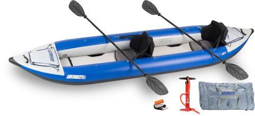 420x Pro Kayak Inflatable Kayak Package