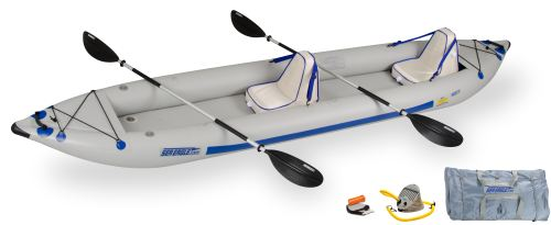 Classic 465ft Kayak Package for 2