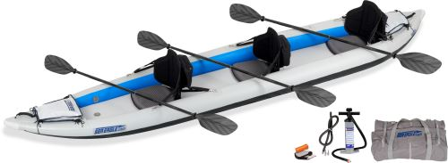 465ft Pro Inflatable Kayak Package
