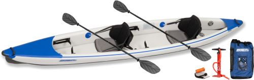 473rl Pro Inflatable Kayaks Package