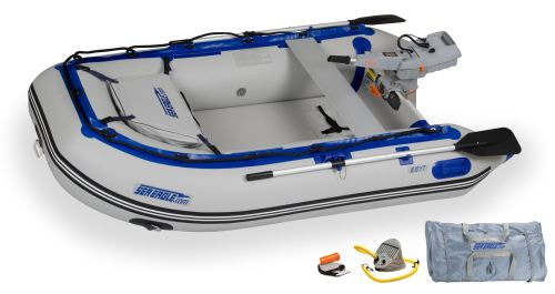8.10 yt Ultimate Inflatable Boat Package