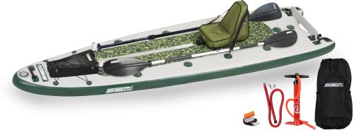 FS126 Deluxe Inflatable Fishing Boats Package