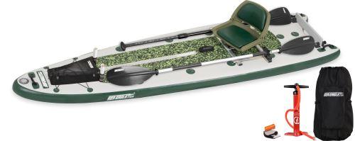FS126 Swivel Seat Fishing Rig