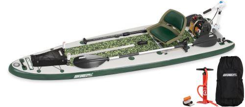 FS126 Pro Motor Fishing Rig