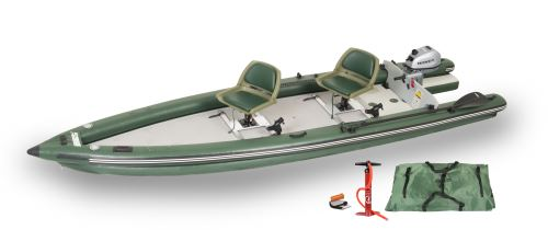 FSK16 Honda Motor Inflatable Fishing Boats Package
