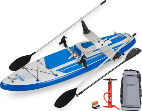 HB96 QuikRow™ Inflatable Stand-Up Paddleboards Package