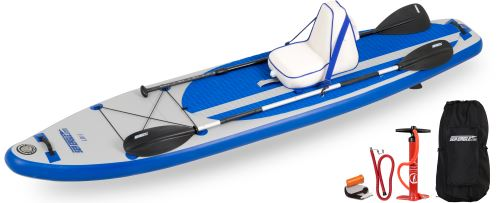 LB11 Deluxe Inflatable Stand-Up Paddleboard Package