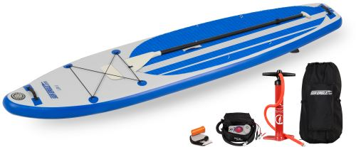 LB11 Electric Pump Inflatable Stand-Up Paddleboard Package