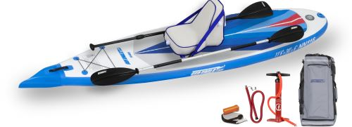 NN116 Deluxe Inflatable Stand-Up Paddleboard Package