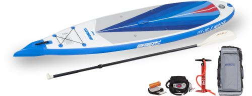 NN116 Electric Pump Inflatable Stand-Up Paddleboard Package
