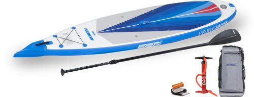 NN116 Start Up Inflatable Stand-Up Paddleboard Package