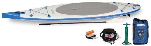NeedleNose™ 124 Electric Pump Inflatable Stand-Up Paddleboard Package