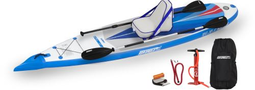 NN126 Deluxe Inflatable Stand-Up Paddleboard Package