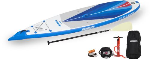NN126 Electric Pump Inflatable Stand-Up Paddleboard Package