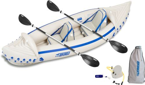 SE 330 Pro Kayak Inflatable Kayak Package