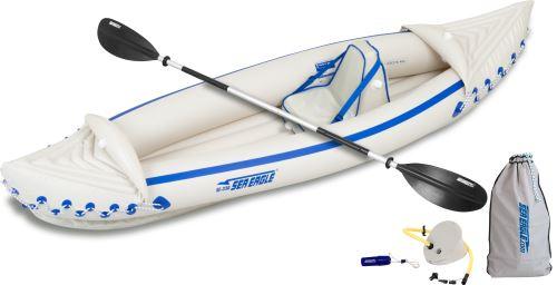 SE 330 Pro Solo Kayak Inflatable Kayak Package
