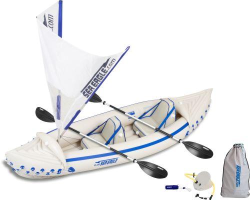 SE 330 QuikSail Kayak Inflatable Kayak Package