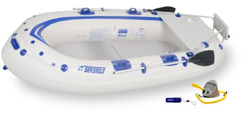 SE 8 Fisherman's Dream Inflatable Boat Package