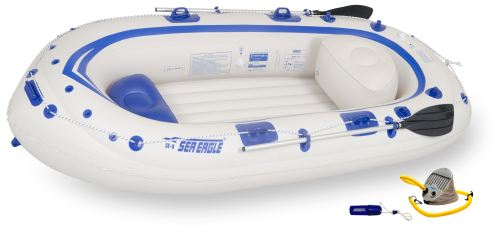 SE 8 Startup Inflatable Boat Package