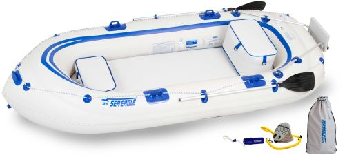 SE 9 Fisherman's Dream Inflatable Boat Package