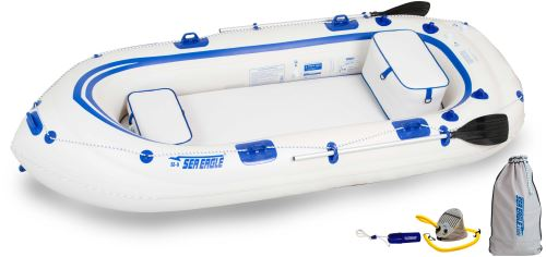 SE 9 Startup Inflatable Boat Package