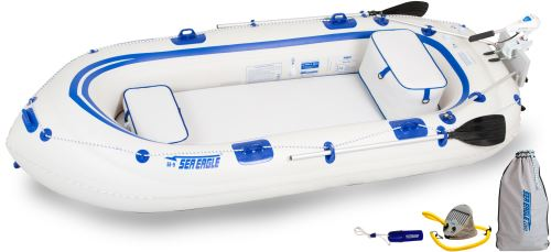 Sea Eagle SE9 4 person Inflatable Boat  Package Prices