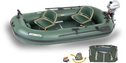 STS10 Honda Motor Inflatable Fishing Boats Package