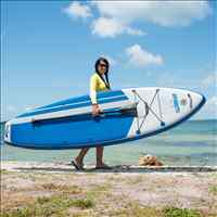 Hybrid Inflatable SUP SUPs