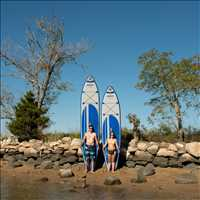 LongBoard Inflatable SUPs Boards