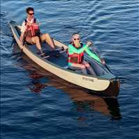 Inflatable Travel Canoe™ Kayaks/Canoes