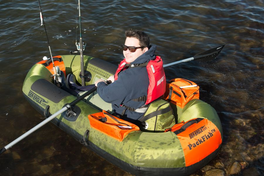 Used inflatable boats for Inflatable fishing boats for sale